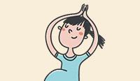 Как проявляются тренировочные схватки при беременности