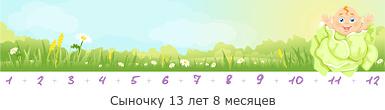 Ярославушке уже месяц!