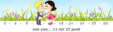 Не теряйте меня)))) Я все таже Ксения Викторовна.