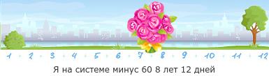 15 день системы -60