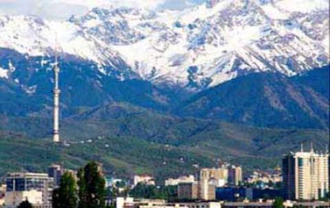 Скучаю по тебе солнечный город Алматы!!!