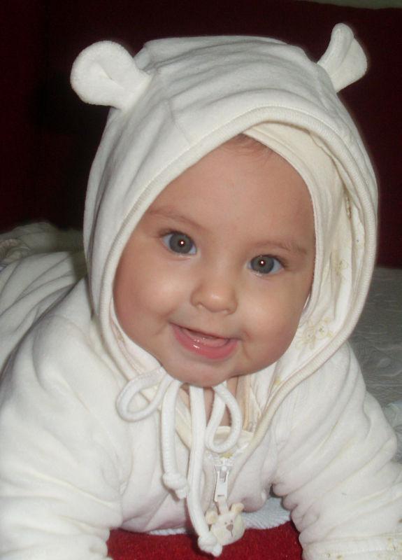 Моя маленькая очаровашечка