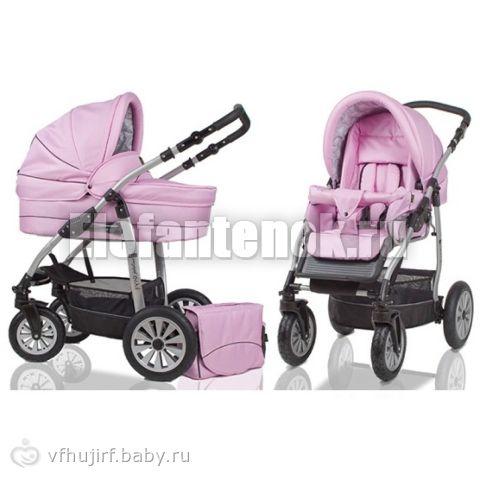 коляска для девочки фото