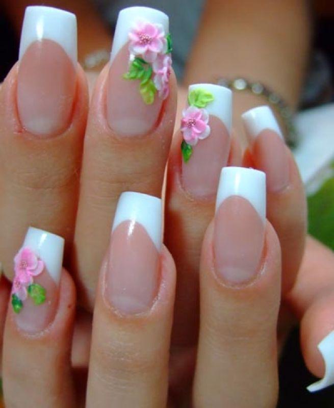 какая вам больше форма ногтей нравиться???