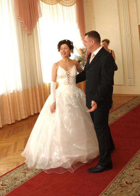 Вторая свадьба какое цвета платье