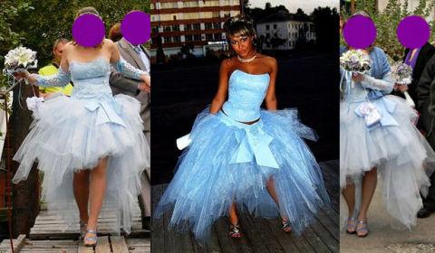 Смелое платье для смелой девушки!!!