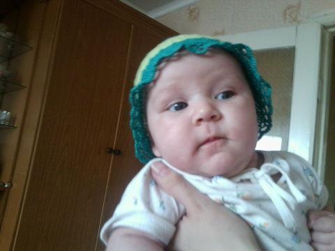 Моей доче 3 месяца!