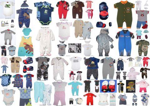 Недорогая одежда для малышей из сша 70be517e234