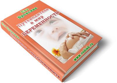 у кого-нибудь такое есть???«путеводитель в мир беременности