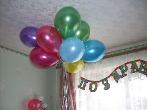 Наш Фотоотчет с дня рождения