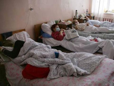 7 беременных в Крымском роддоме изолированы с диагнозом свиной грипп
