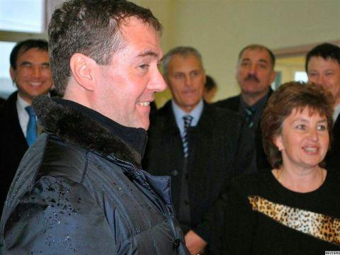 Дмитрий Медведев «сглазил» д/c