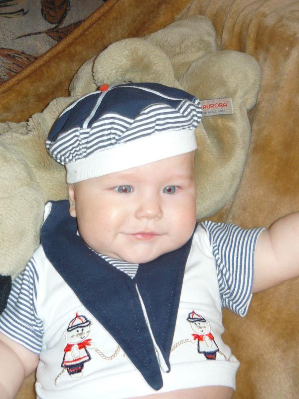 мой морячок-) люблю сильно-сильно!!!