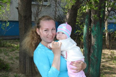 Я стала мамой!.. 18 лет назад… Вот это да! (И свежая фотка впридачу)))))