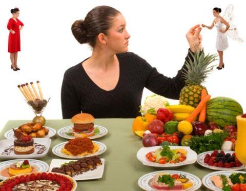 можно ли похудеть меньше есть