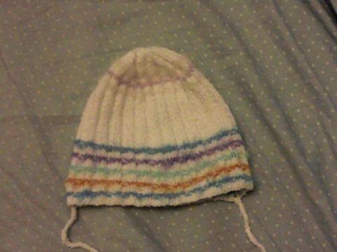 Осенние шапочки моему мелкому