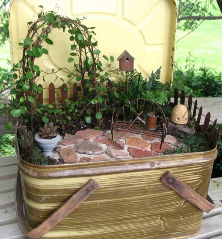 Хочу миниатюрный садик!