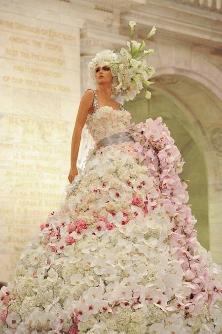 Как вам такое свадебное?)))