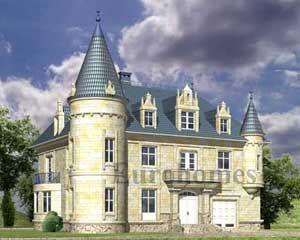 Дом-замок