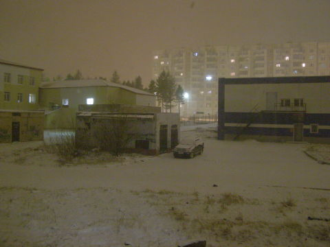 н-да… зима еще не закончилась