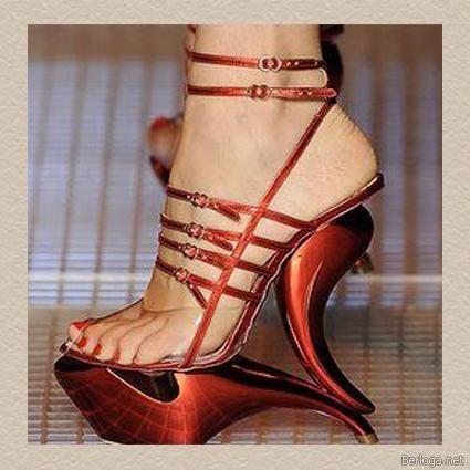 забавная обувь ) фото