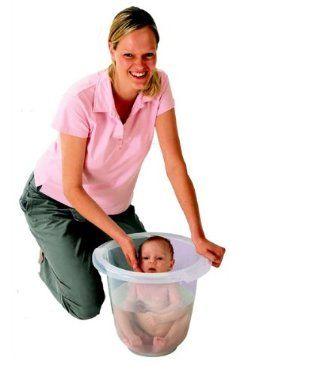 Ведро для младенца