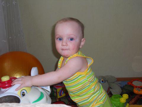 Мой сладеньний кукленок)))