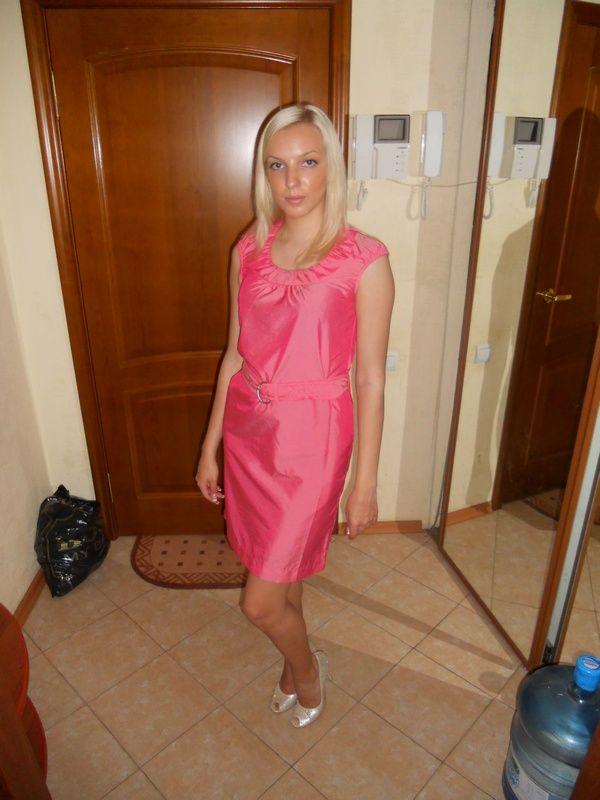 Купила сегодня платье на крещение)