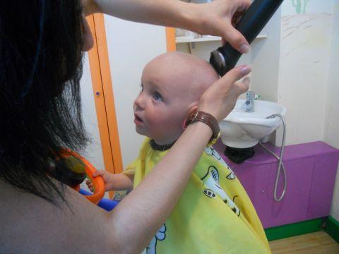 Подстриглись, погуляли....)))) (фото)