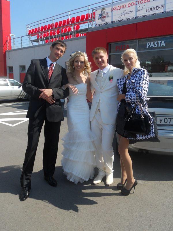 Погуляли на свадьбе))) ФОТО