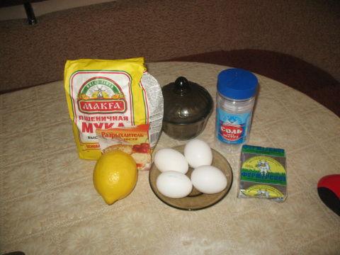 Мастеркласс «Готовим лимонный кекс в мультиварке»