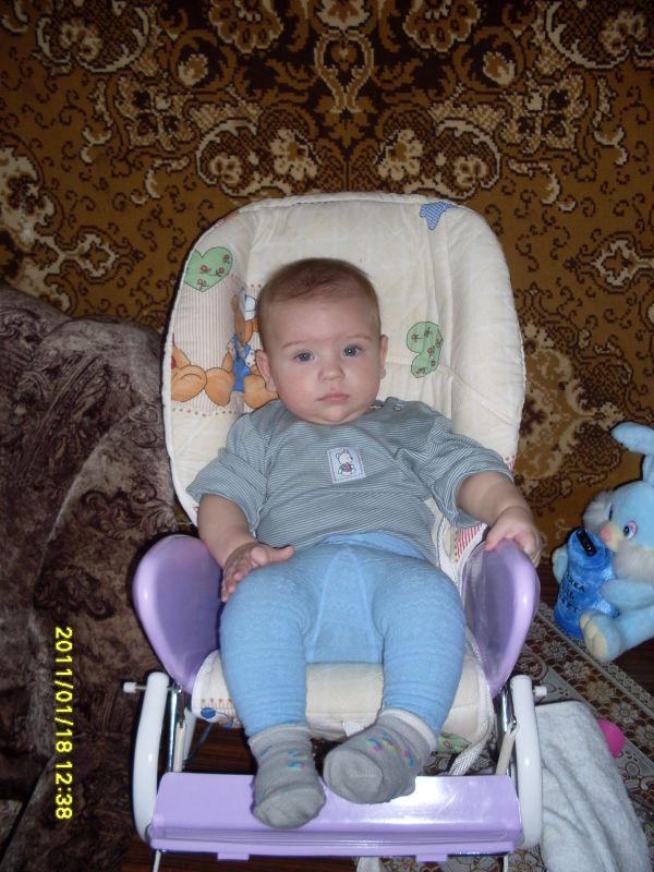 сынуле 5 месяцев!!!
