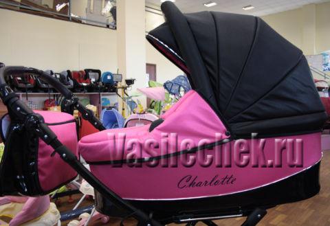 коляска Expander Charlotte 2 в 1 у кого была такая коляска?
