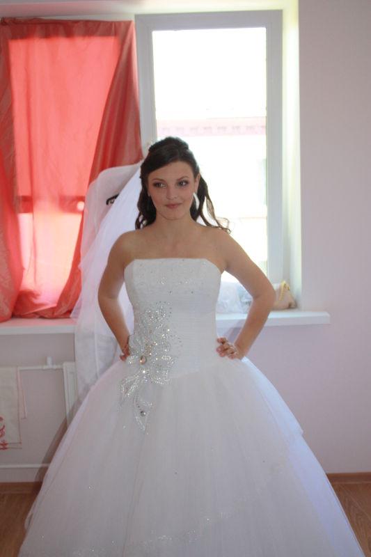 Продам свадебное платье! питер. 37bf35c42e4