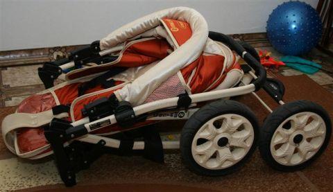 коляска adamex gustaw 2 инструкция