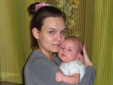 На кого похожа доча?!=)