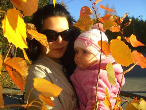 Прогулка и Осень!!!(ФОТО)
