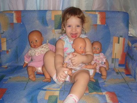 Куклы))