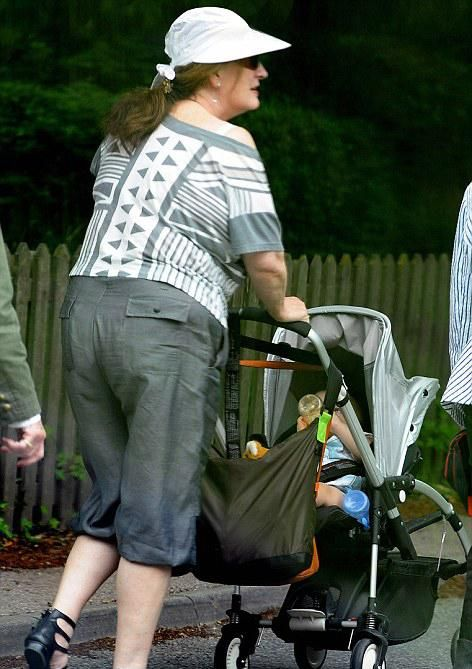 Удивительные мамы.Элизабет Адени.