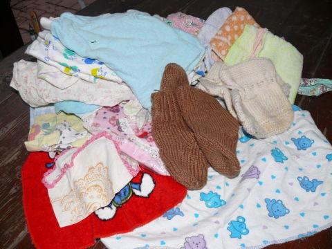 Отдаю одежду на новорожденного и на мальчика 3-6 лет