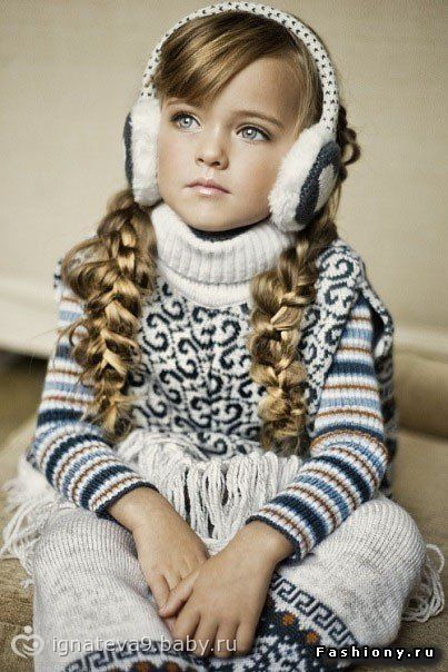 фото красивых девочек 5 лет