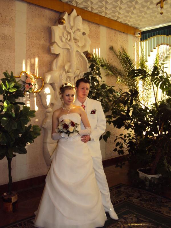 фото свадебное еще ни разу не выкладывала сдесь
