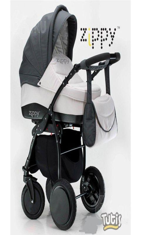 Помогите с выбором коляски.