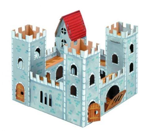 Замок своими руками схемы для детей фото 601