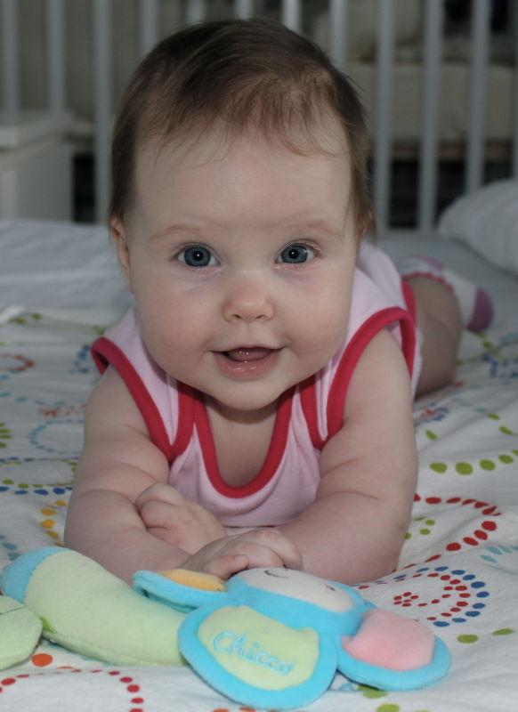 Наши 3,5 месяца счастья (фото)