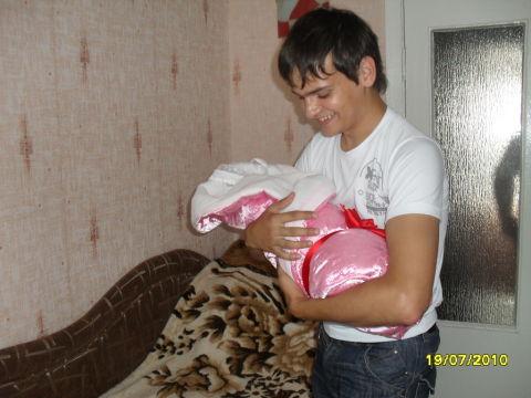 Я мать-одиночка (((