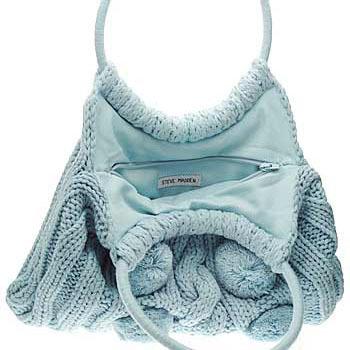 Вязаные сумки спицами своими руками со схемами