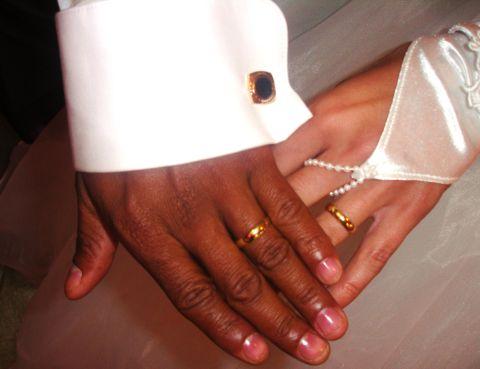 Почему кольцо обручальное должно быть гладким