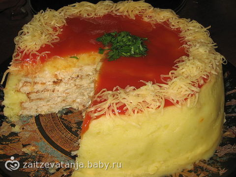 Вкусные блюда фото торты