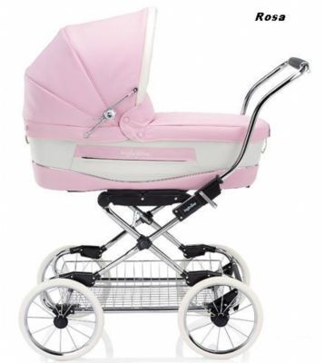 Какую бы вы выбрали коляску для новорожденной девочки?